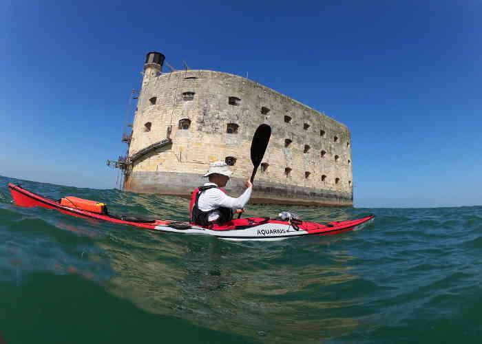 IKO, Balade et Rando en Canoe-Kayak, mer et chenaux autour de île d'Oléron